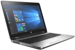 HP ProBook 650 G3 Intel Core i5-7200U 8 GB DDR4-2133 SDRAM (1 x 8 GB) 256 GB SSD DVD/RW 15.6  FHD