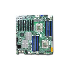 MB Server 2xSocket-1366 SUPERMICRO X8DTH-6F i5520 (Extended ATX