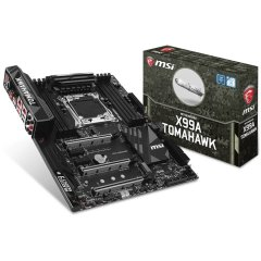 MSI Main Board Desktop X99A (LGA2011-3