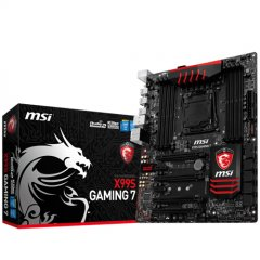 MSI Main Board Desktop X99 (LGA2011-3