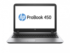 HP ProBook 450 G4 Intel Core i5-7200U (2.5 GHz up to 3.1 GHz with Turbo Frequency 3MB Cache 2 cores)