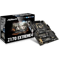 ASROCK Main Board Desktop Z170 (S1151