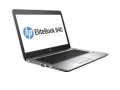 HP EliteBook 840 G4  Intel® Core™ i7-7500U with Intel HD Graphics 620 (2.7 GHz