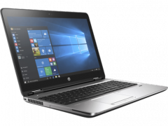 HP ProBook 650 G3 Intel Core i5-7200U 8 GB DDR4-2133 SDRAM (1 x 8 GB) 500 GB 7200 rpm SATA DVD/RW