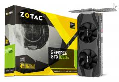 Видео карта ZOTAC GeForce GTX 1050 Ti Low Profile 128bit